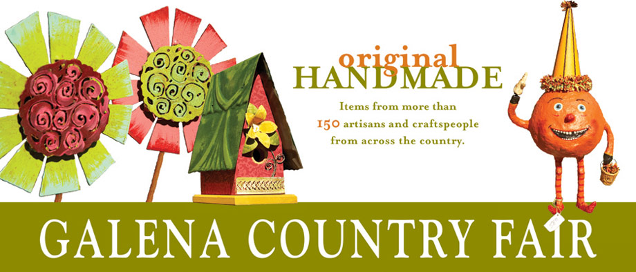 Galena Country Fair Logo