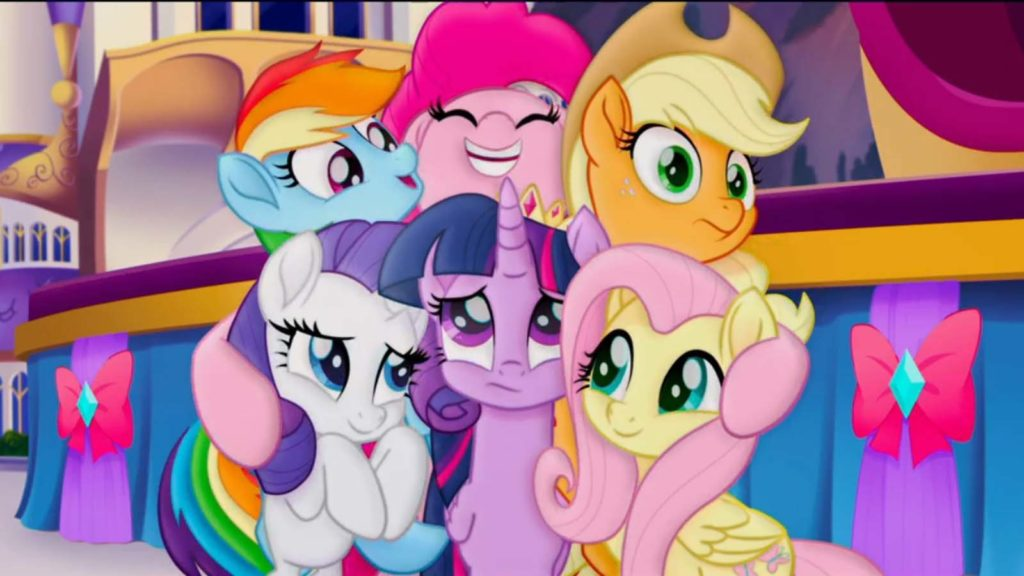 My LITTLE PONY THE MOVIE still