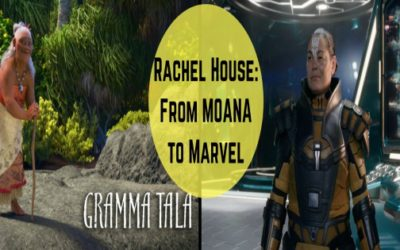 Interview with Rachel House: From MOANA to Marvel