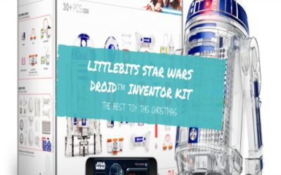 The Best Toy this Christmas: littleBits STAR WARS DROID™ INVENTOR KIT