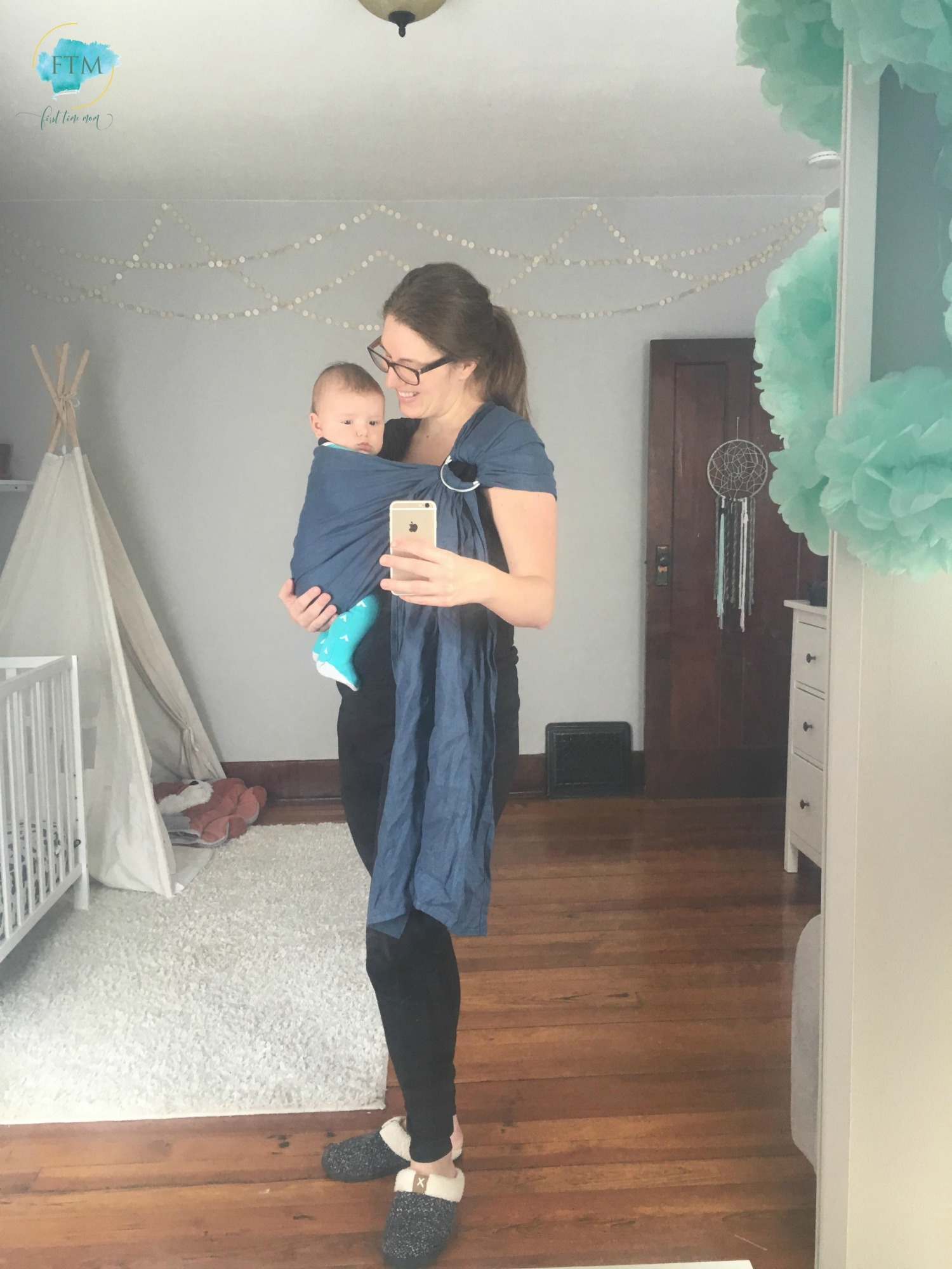 Comfy Joey Ring Sling