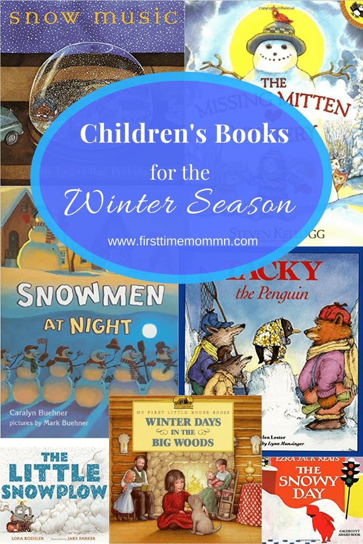 children's books about the winter