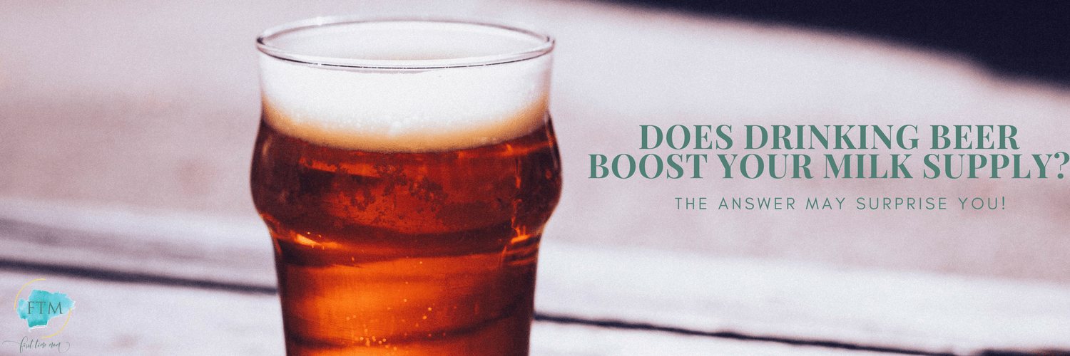 Does drinking beer boost your milk supply_ The answer may surprise you!