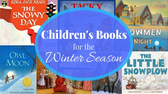 10 Children's Books for the Winter