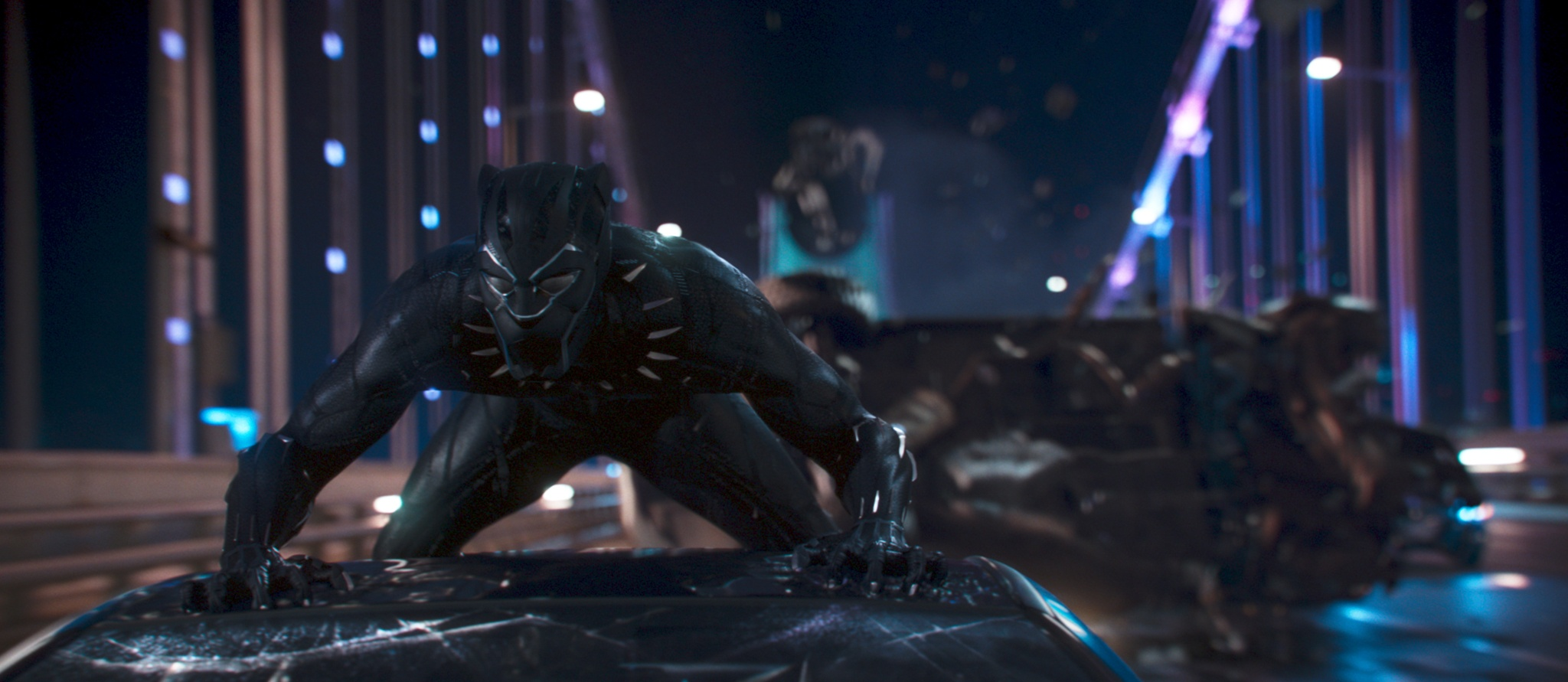 Can my child see BLACK PANTHER?