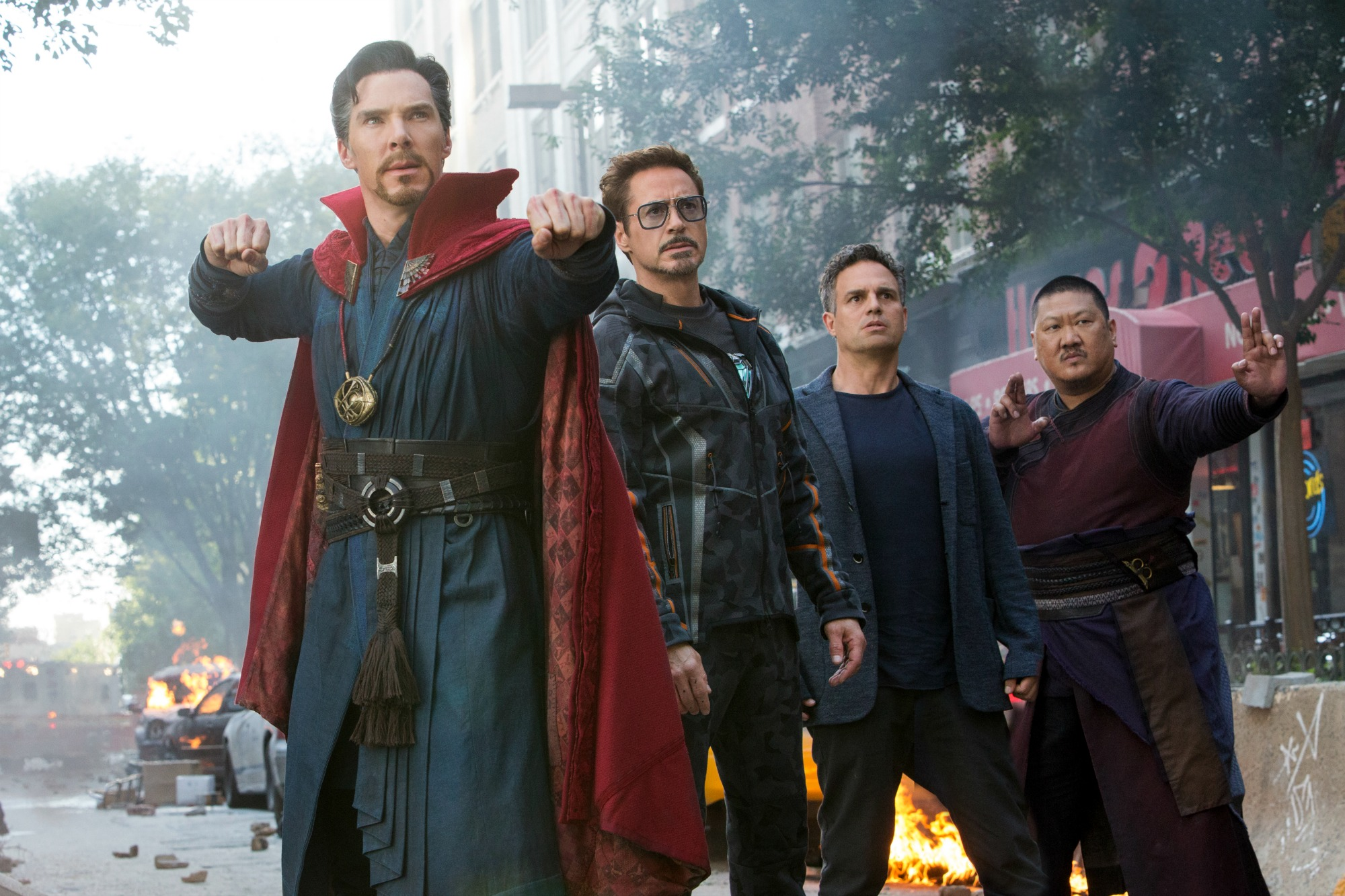 Everything you want to know about AVENGERS: INFINITY WAR (Spoiler Free)