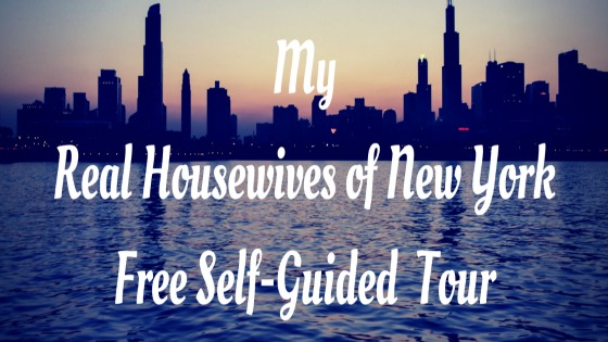 Real Housewives of New York Free Self Guided Tour