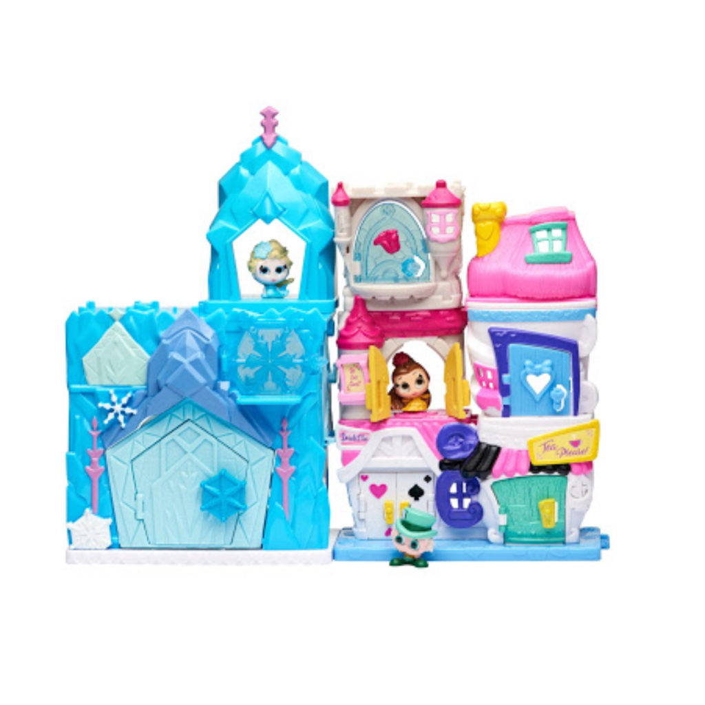 Disney Doorables Mini Stackable Playsets