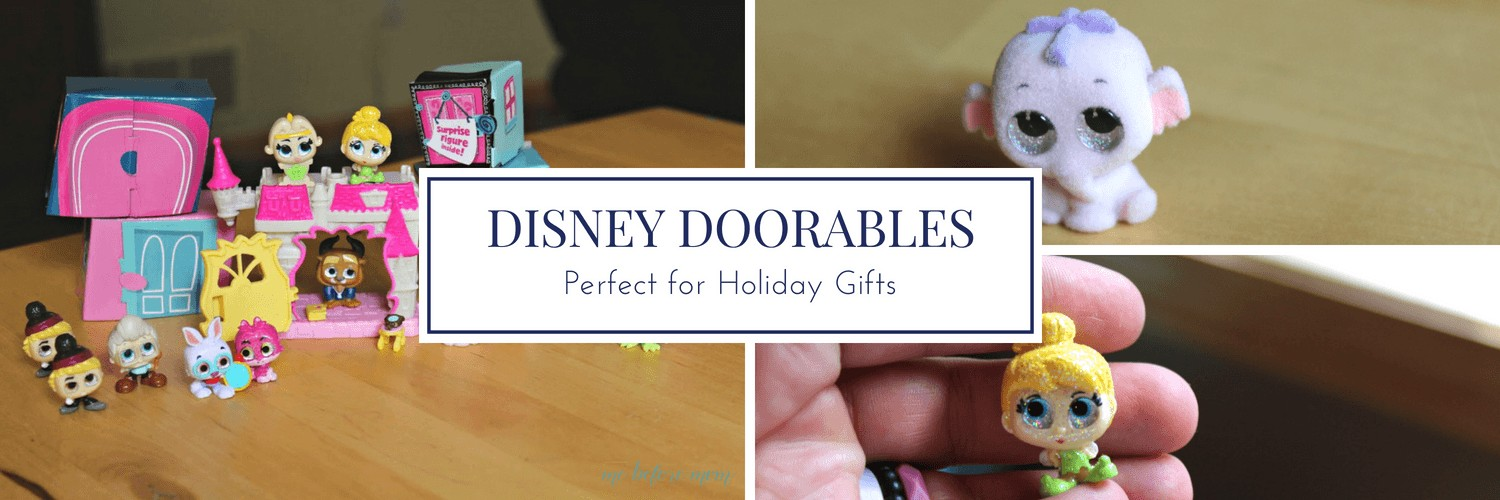 Disney Doorables - Perfect Holiday Gifts