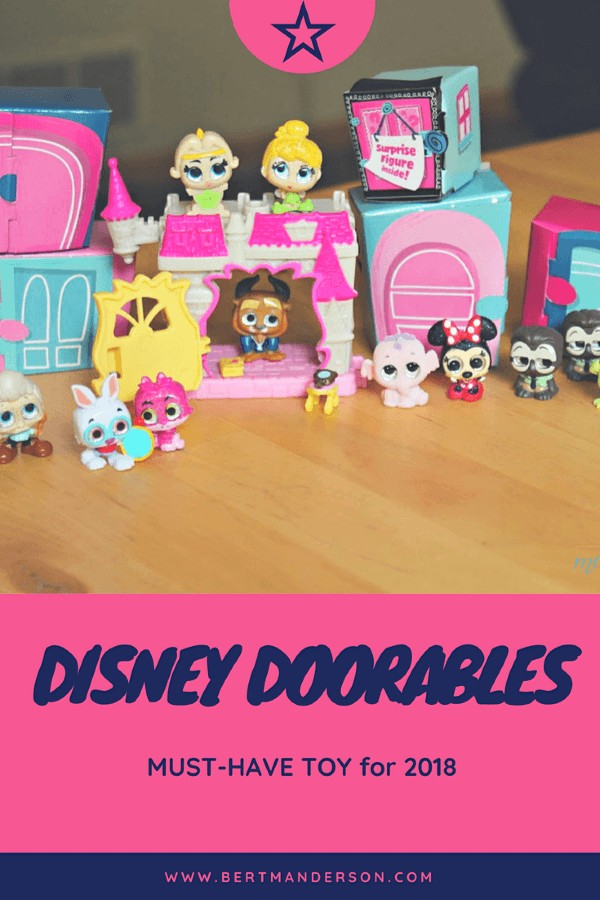 Disney Doorables: The hot new toy this holiday season. Where to buy it, how to find them and what exactly are they?