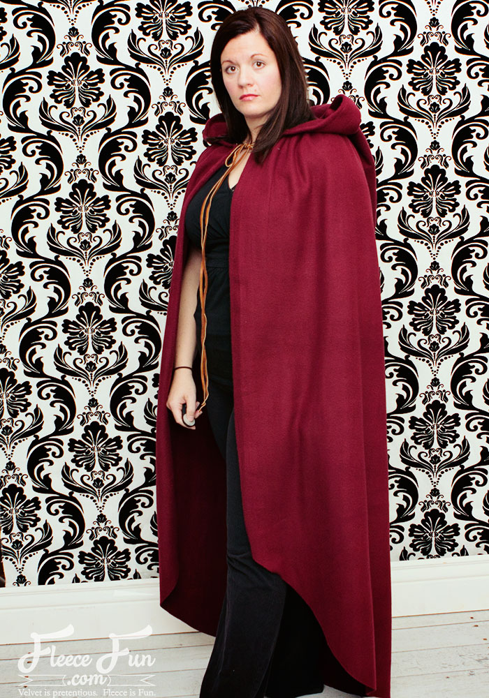 Little Red Riding Hood adult Halloween costume