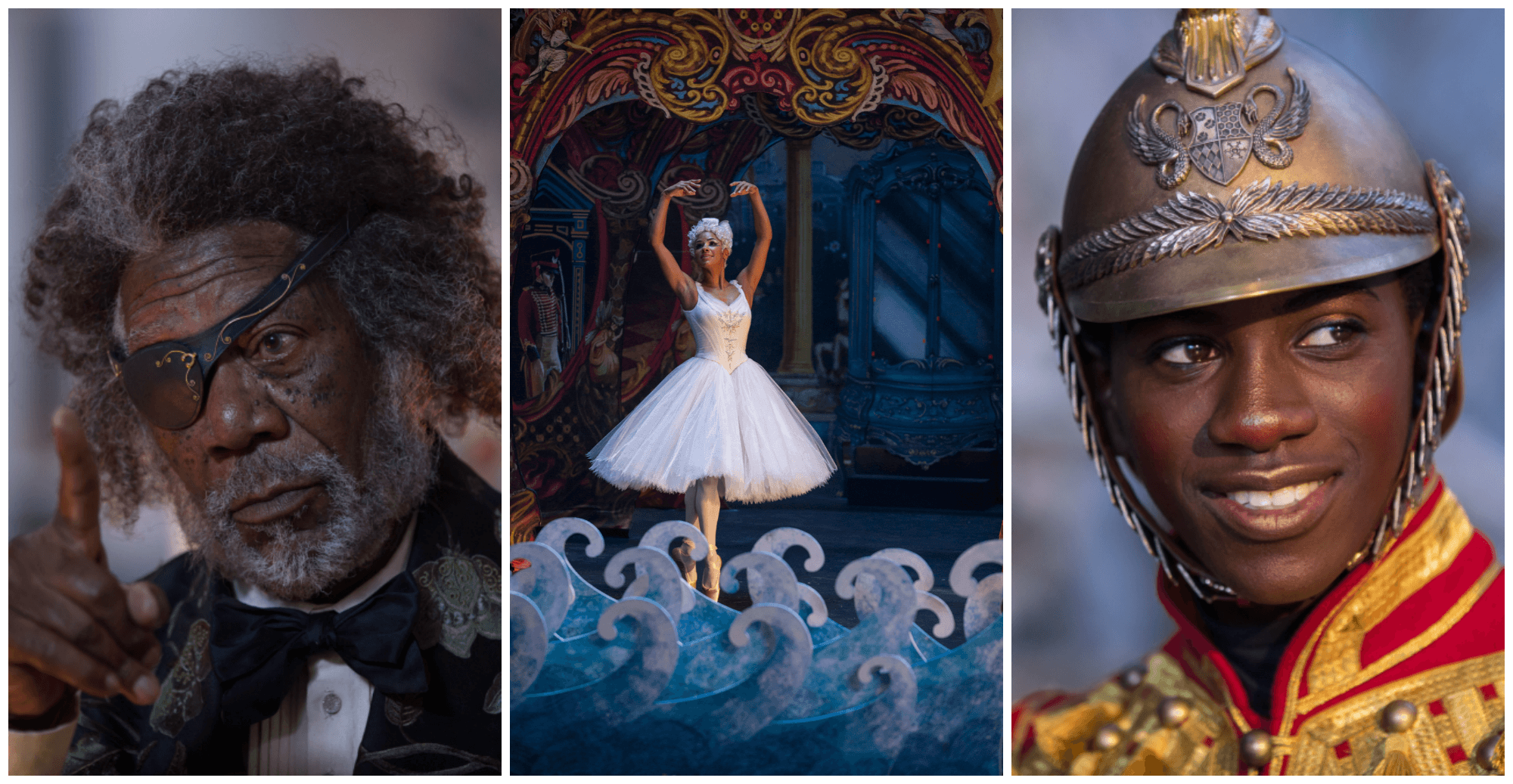 African American Cast The Nutcracker and the Four Realms