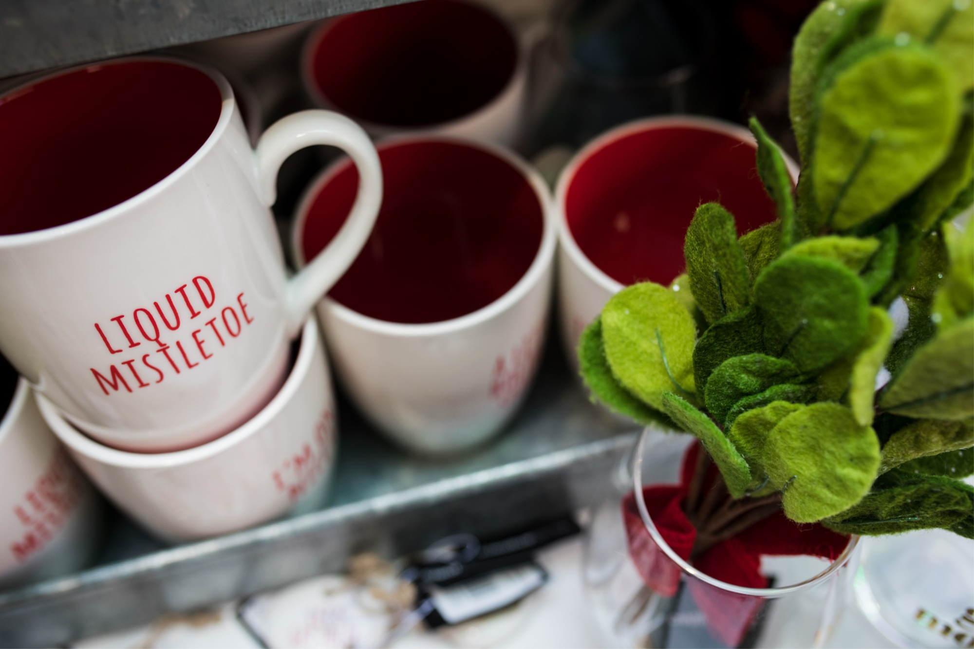 Holiday Coffee Cup Minneapolis Holiday Boutique