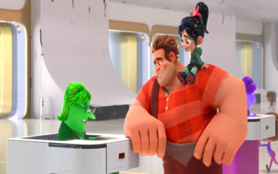 RALPH BREAKS THE INTERNET Giveaway Time!