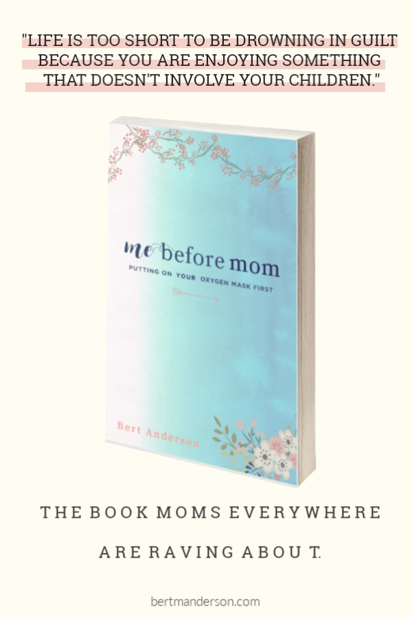 Get the book moms are raving about! Say good bye to mom guilt and start taking care of yourself with Me Before Mom. #selfcarebooks #motherhood #mom #selfcare #selfcareideas