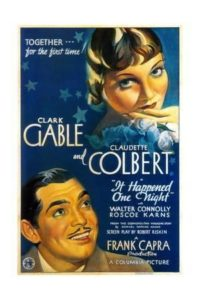 It Happened One Night best chick flicks