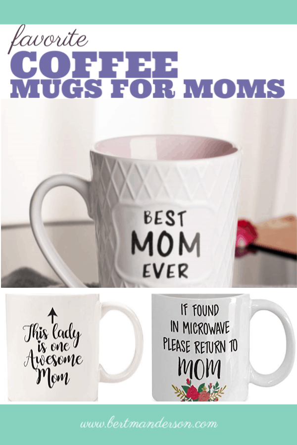 Best Coffee Mugs for Moms