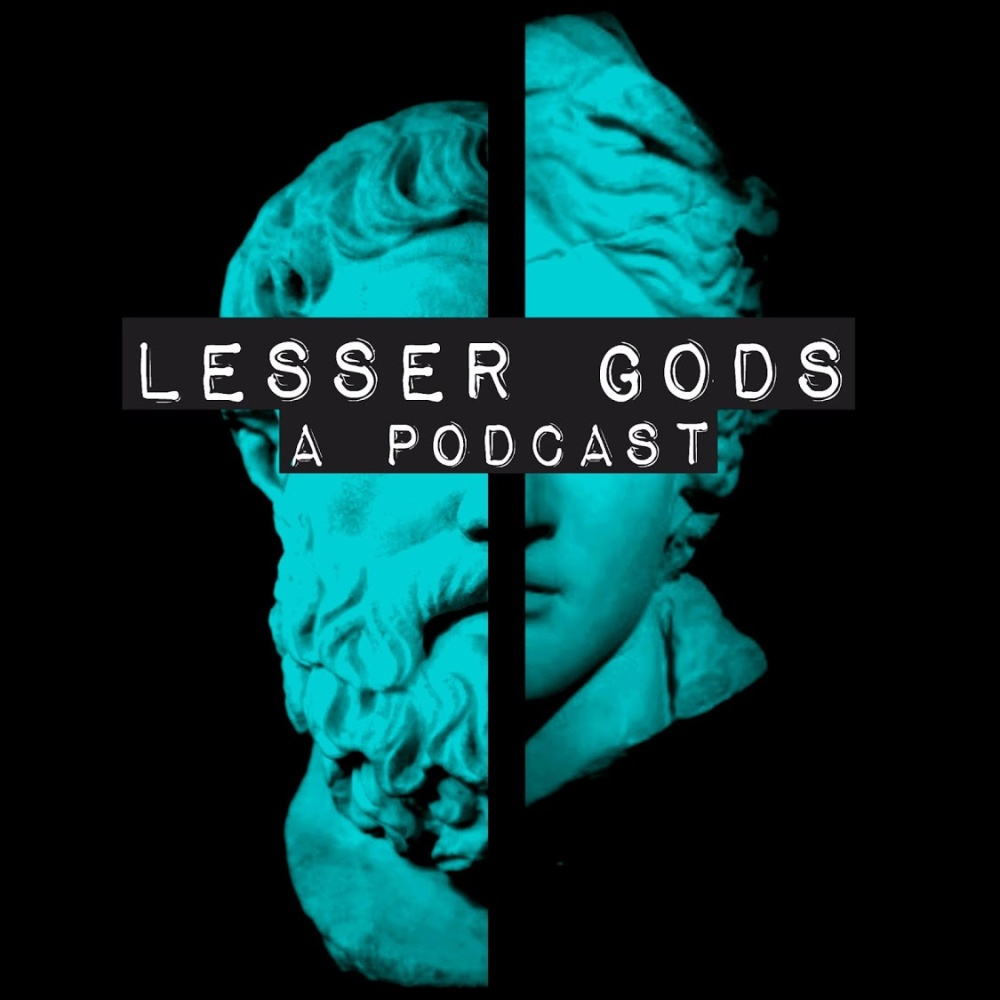 Lesser Gods - Podcasts to listen to when you're working out
