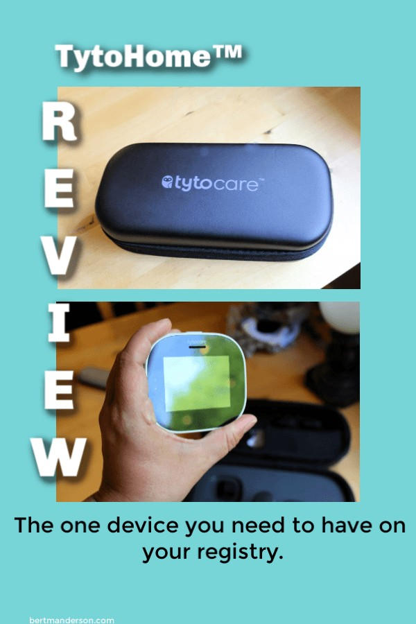 TytoHome Review: This is the one device you need to have on hand.