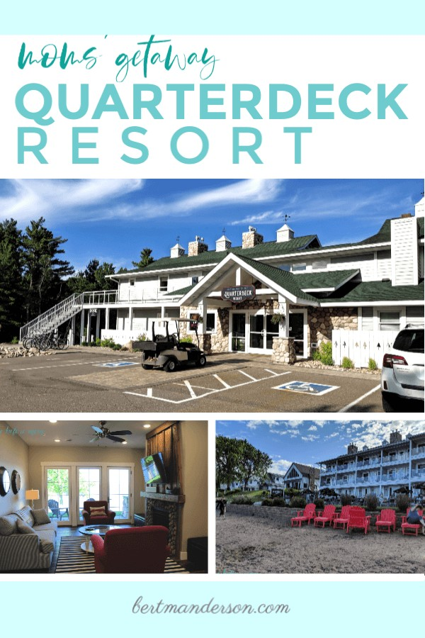 Visit the Quarterdeck Resort on Gull Lake in Minnesota. #minnesota #travel #twincities
