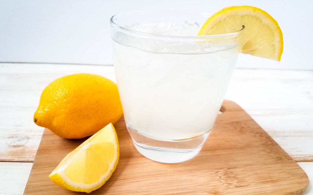 Easy Vodka Lemonade Recipe