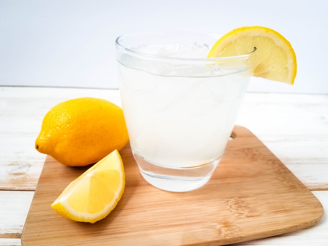 Vodka Lemonade easy recipe