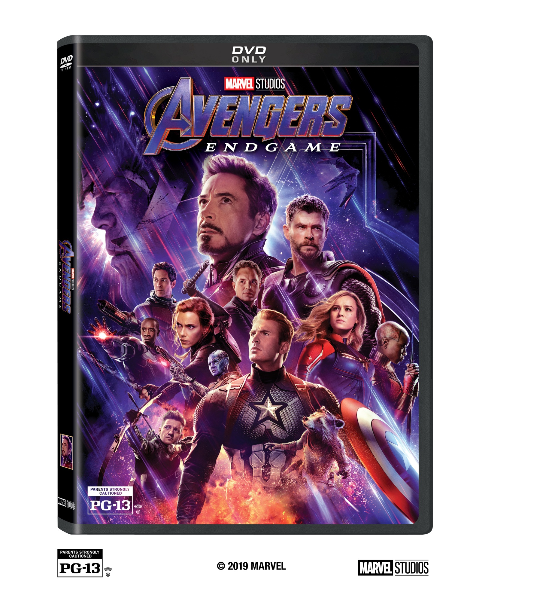 AVENGERS: ENDGAME Blu-Ray/Digital