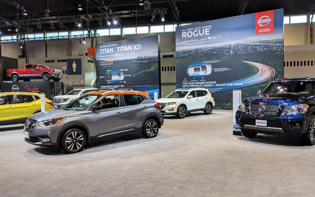 If you're a woman, you need to go to the Chicago Auto Show