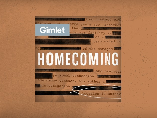 Homecoming audio drama