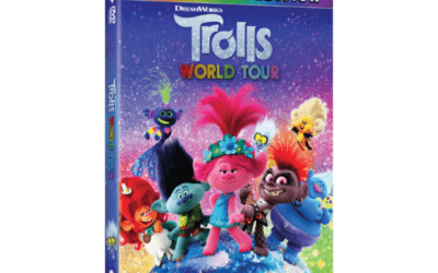 Dancing into your home: TROLLS WORLD TOUR on Blu-ray/DVD