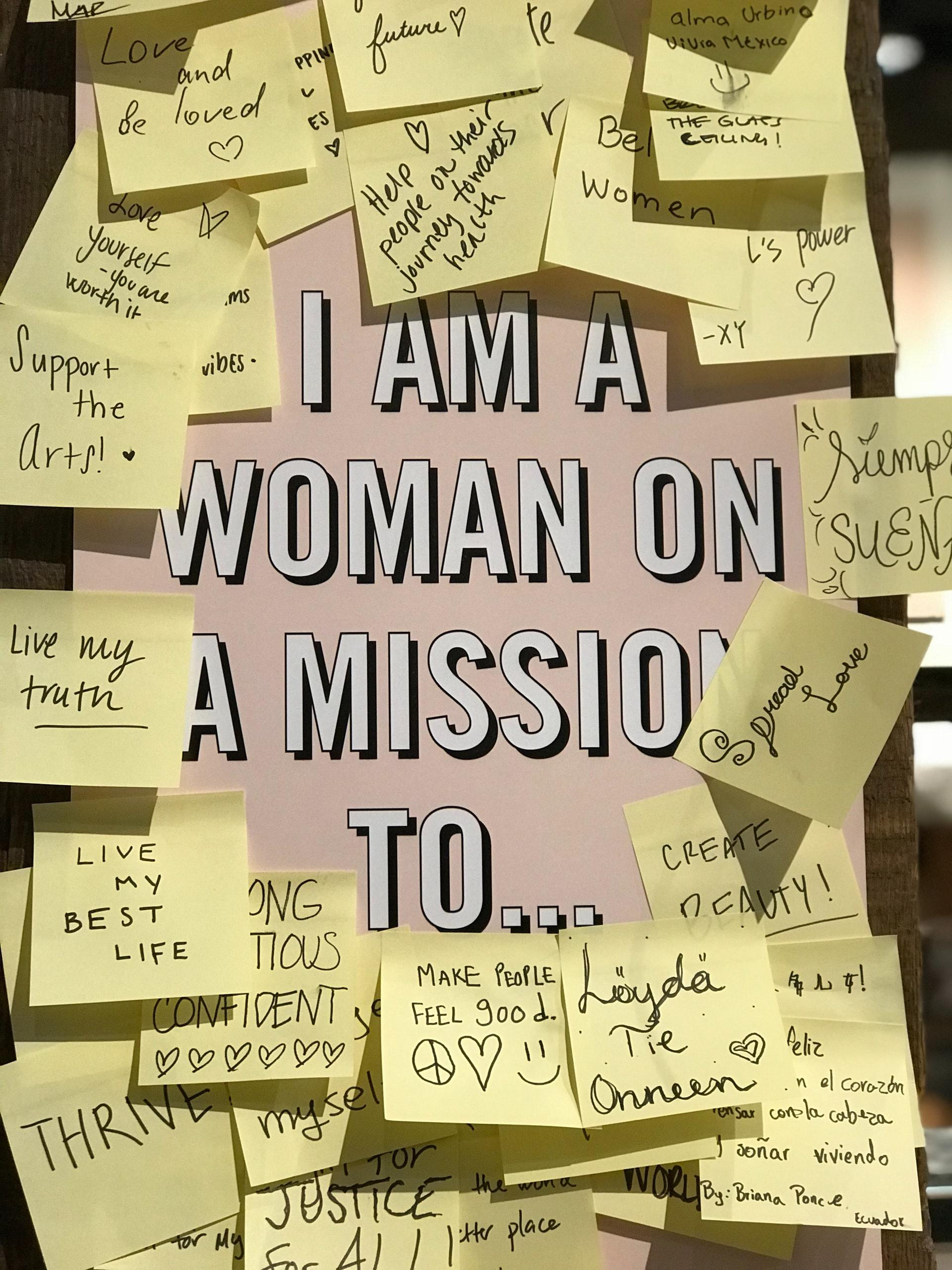 Words of inspiration quotes for International Women's Day