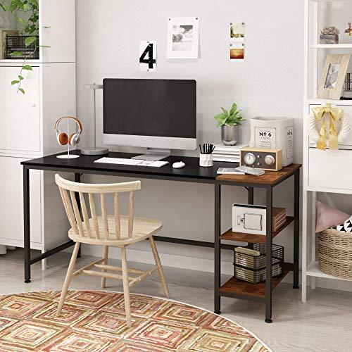 JOISCOPE Home Office Computer Desk, Study Writing Desk - How to decorate a home office